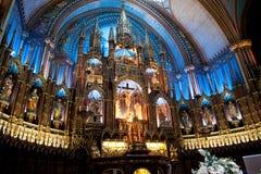 De Kathedraal van Notre-Dame Royalty-vrije Stock Foto's