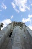 De Kathedraal van Notre Dame stock afbeelding