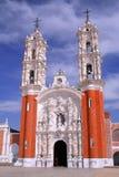 De kathedraal van Ocotlan Royalty-vrije Stock Foto