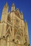 De kathedraal van Orvieto Stock Foto's