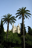 De Kathedraal van Palma Royalty-vrije Stock Foto's