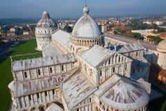 De Kathedraal van Pisa, Parrocchie Di Pisa Stock Foto