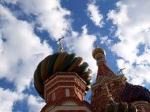 Pokrovskykathedraal [3] Stock Afbeelding