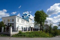 De kathedraal van Pokrovsky Stock Fotografie