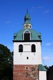 De Kathedraal van Porvoo Stock Afbeeldingen