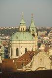 De Kathedraal van Praag royalty-vrije stock afbeelding