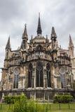 De kathedraal van Reims Stock Foto's