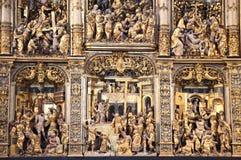 De kathedraal van Roskilde Royalty-vrije Stock Afbeelding