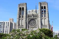 De Kathedraal van San Francisco Stock Foto's