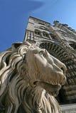 De kathedraal van San Lorenzo Stock Foto