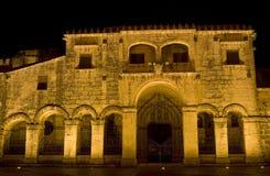De Kathedraal van Santa Maria bij Nacht Royalty-vrije Stock Fotografie