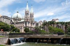De Kathedraal van Se Royalty-vrije Stock Foto