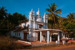 De Kathedraal van Se in Goa Stock Foto's