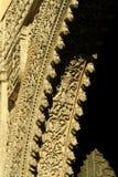 De Kathedraal van Sevilla stock afbeeldingen