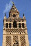 De kathedraal van Sevilla Royalty-vrije Stock Fotografie