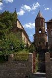 De kathedraal van Signagi Stock Foto's
