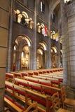 De Kathedraal van Sinterklaas in Monaco Royalty-vrije Stock Foto