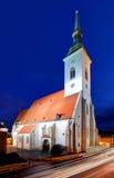 De kathedraal van Slowakije - van Bratislava royalty-vrije stock afbeeldingen