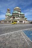 De kathedraal van Sofia Stock Afbeeldingen