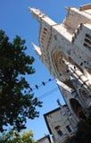 De Kathedraal van Soller Stock Afbeelding