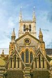 De Kathedraal van Southwark Royalty-vrije Stock Afbeeldingen