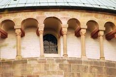 De Kathedraal van Speyer Stock Afbeelding