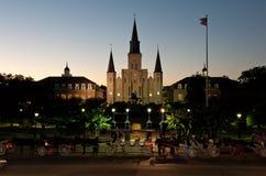 De Kathedraal van St.Louis Stock Foto's