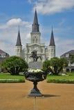 De Kathedraal van St.Louis Stock Afbeelding