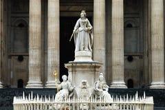 De Kathedraal van st-Paul in Londen Stock Fotografie