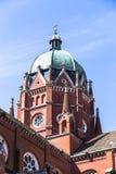 De Kathedraal van St Peter - Kroatië Royalty-vrije Stock Foto's