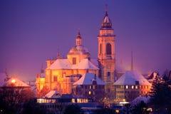 De kathedraal van St. Ursus Stock Foto's