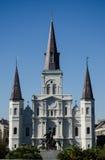 De Kathedraal van StLouis - New Orleans Royalty-vrije Stock Foto