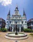 De Kathedraal van StLouis royalty-vrije stock foto's