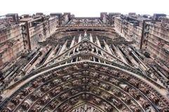 De Kathedraal van Straatsburg Stock Fotografie