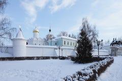De Kathedraal van Sts. Boris en Gleb Stock Afbeeldingen
