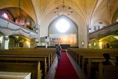 De kathedraal van Tampere Royalty-vrije Stock Afbeeldingen
