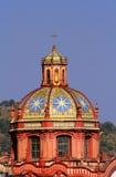 De Kathedraal van Taxco Stock Afbeeldingen