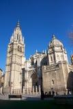 De Kathedraal van Toledo Royalty-vrije Stock Afbeelding