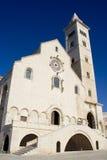 De Kathedraal van Trani Stock Afbeelding