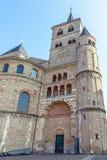 De Kathedraal van Trier Stock Fotografie