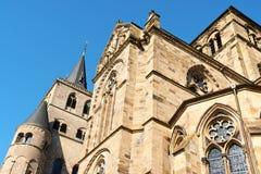 De Kathedraal van Trier, Duitsland Royalty-vrije Stock Foto's