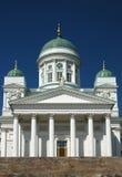 De kathedraal van Tuomiokirkko Royalty-vrije Stock Afbeelding