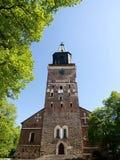 De Kathedraal van Turku Royalty-vrije Stock Afbeeldingen