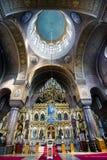 De Kathedraal van Uspenski, Helsinki, Finland Stock Afbeeldingen