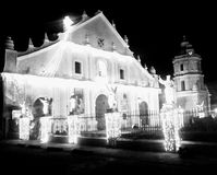 De Kathedraal van Vigan Stock Fotografie