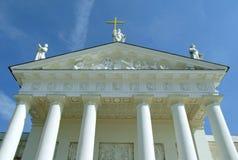 De Kathedraal van Vilnius Stock Fotografie