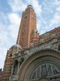 De kathedraal van Westminster Royalty-vrije Illustratie