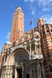 De Kathedraal van Westminster, Londen Royalty-vrije Stock Foto's