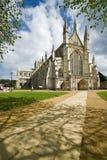 De Kathedraal van Winchester royalty-vrije stock foto's