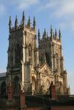 De Kathedraal van York, York, Engeland Stock Afbeelding
